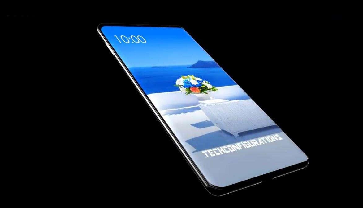 性能秒iPhone 8!华为Mate 10外形曝光