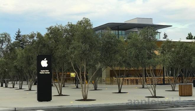 苹果发布会召开在即!Apple Park吸人眼球
