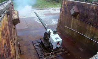 最强坦克火炮:俄罗斯阿玛塔坦克主炮测试曝光