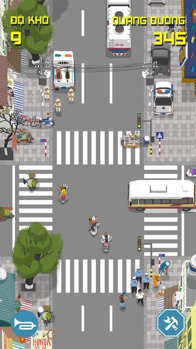 越南公司推出手游教玩家如何平安过马路