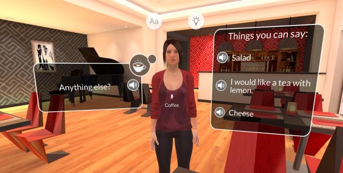 学习语言的方式太无聊?VR技术帮你解决这一问题