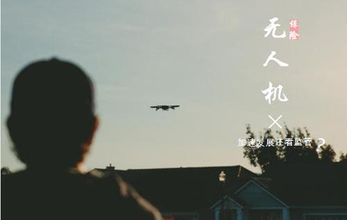 """""""保险+无人机""""横空出世 加速发展还需法律护航"""