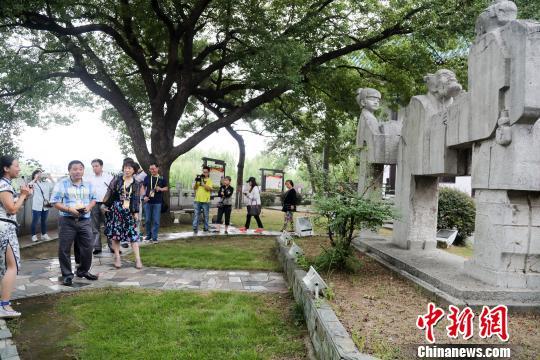 海外媒体人:知音文化属中华传统文化值得大力弘扬
