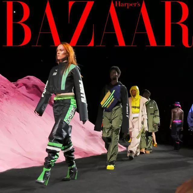 想变得和Rihanna一样时髦其实很简单,买她的衣服,用她的彩妆
