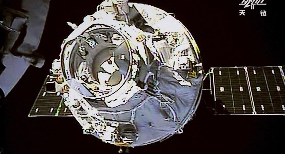 外媒:俄方专家申请未来在中国空间站进行实验