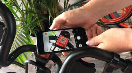 苹果发布新一代iPhone 相机扫码即可解锁摩拜单车