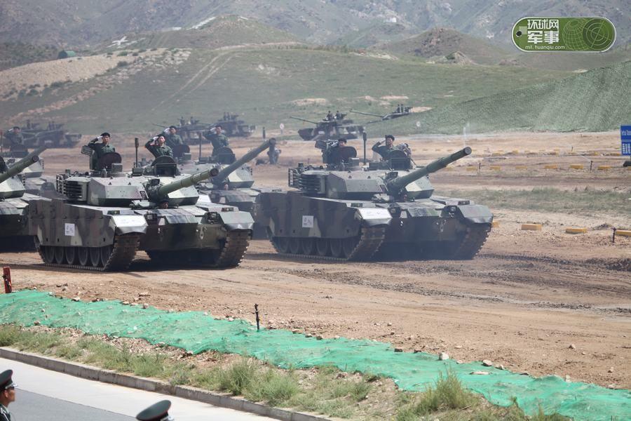 外媒:军售市场中国稳居老三 已缩小与西方差距
