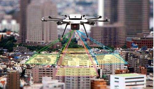 基建狂魔的新神器:活跃在建筑工程中的无人机
