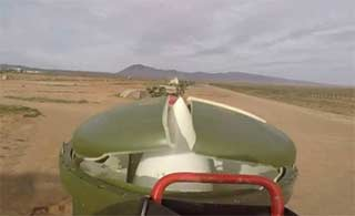 红旗16导弹发射直接顶开筒盖