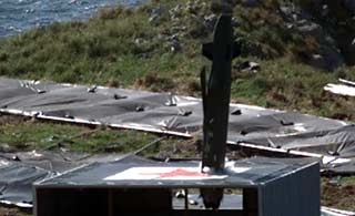 韩国金牛座导弹准确命中目标
