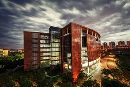 (校园风采)华南理工大学建设广州国际校区,足球水平全国一流
