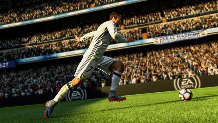 FIFA 18试玩版今日将登陆PC/Xbox One/PS4