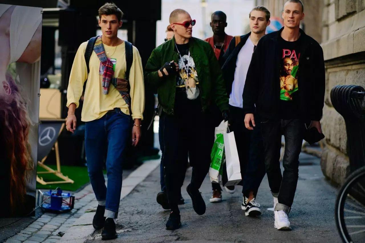 20-30岁的男人比谁都穷,但可以穿的比谁都帅
