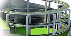 重庆将再添一网红建筑 2.5层螺旋立交高差44米