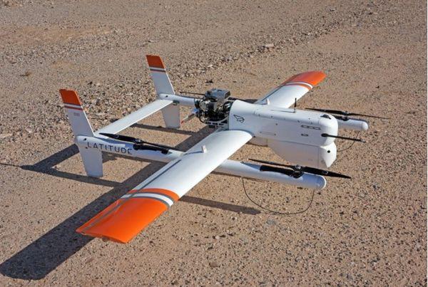 科学家用固定翼无人机创造无人机运输医疗样本最远记录