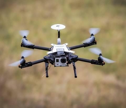 首款中大型双发无人机系统 双尾蝎 发布