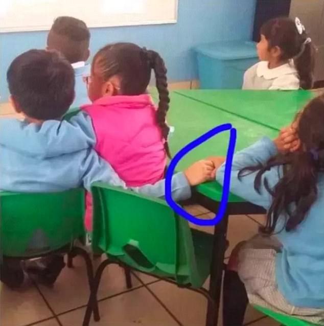 熊孩子们可得看紧了图片