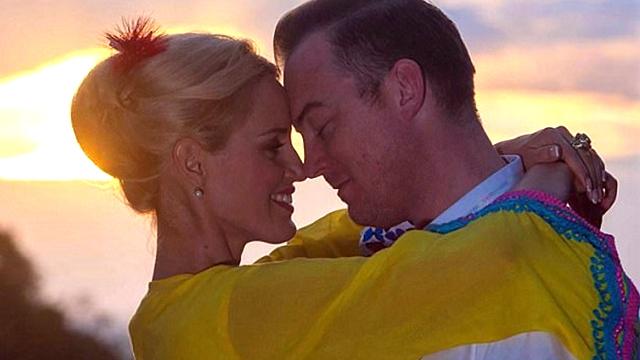 英国男子与患癌妻子周游世界 陪伴妻子度过最后时光