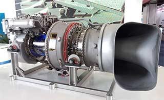 国产大型直升机用涡轴发动机亮相