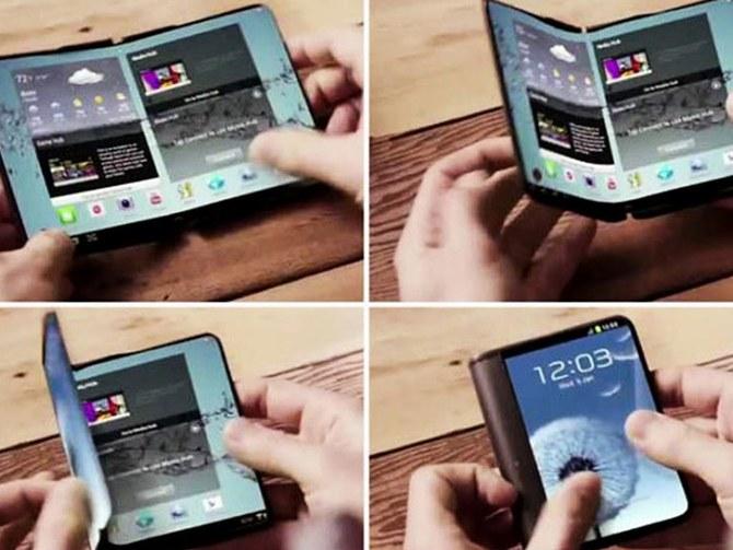 三星宣布2018年发布可折叠Galaxy Note系列手机