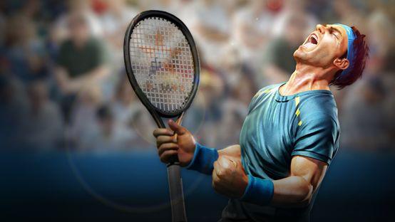 高吊!鱼跃!扣杀!来网球大师体验真正的网球