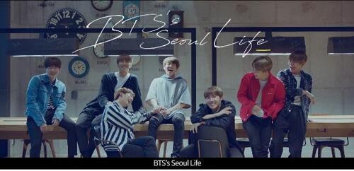 韩人气组合防弹少年团拍宣传片 向全球推介首尔旅游
