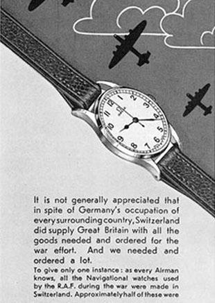 飞行员腕表的前世今生