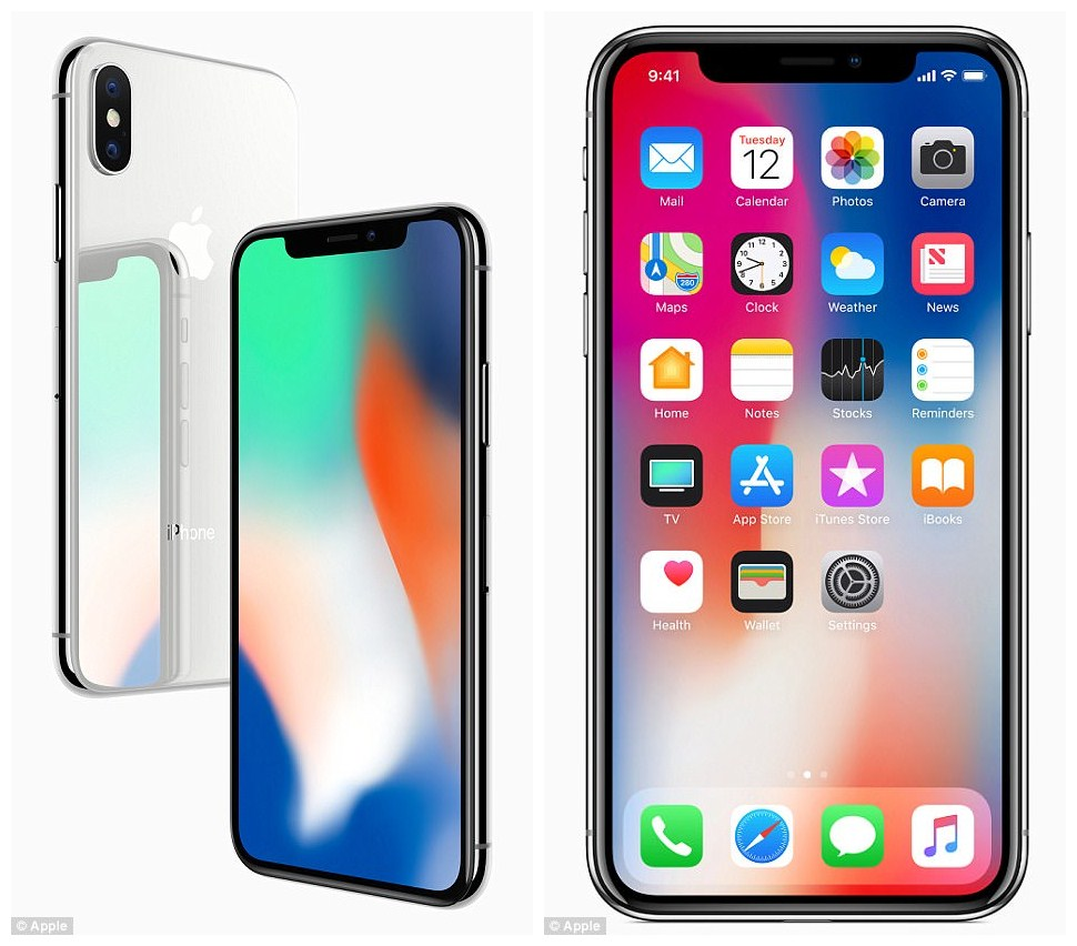"""缺乏创意!苹果iPhone X被批""""不值这个价"""""""