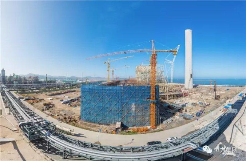 恒力股份助力东北振兴 打造石化产业经济增长极