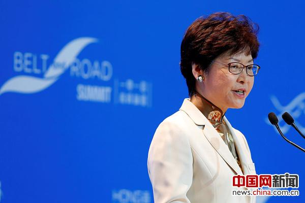 """英媒:香港深度参与""""一带一路"""" 谋求发挥其特长"""