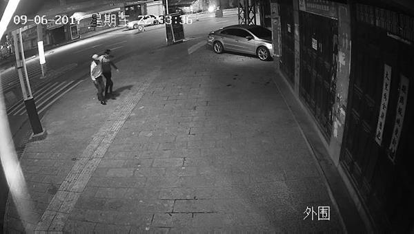 云南男子扶起醉驾男反被讹撞人 警方为其证清白