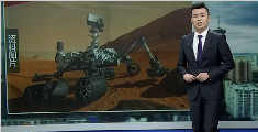 """曾存在生命?NASA""""好奇号""""在火星找到硼元素"""