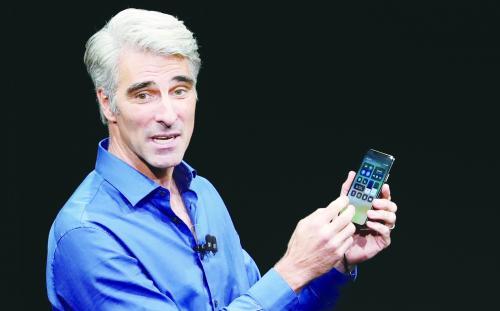 """苹果的""""刷脸""""技术靠谱吗"""