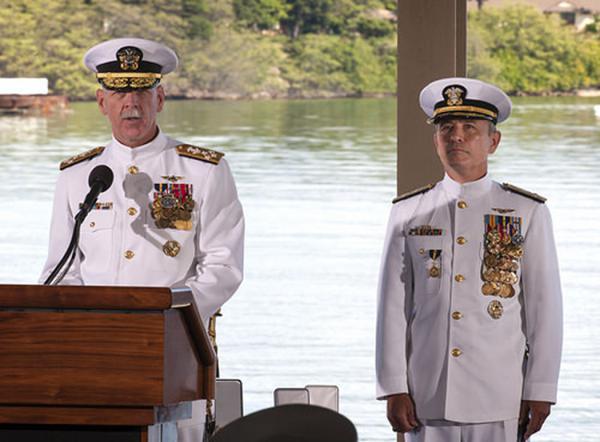 美军这位上将将接任太平洋司令 曾连续三年访华