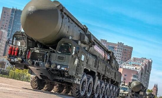 俄成功试射亚尔斯洲际导弹 射程达12000公里