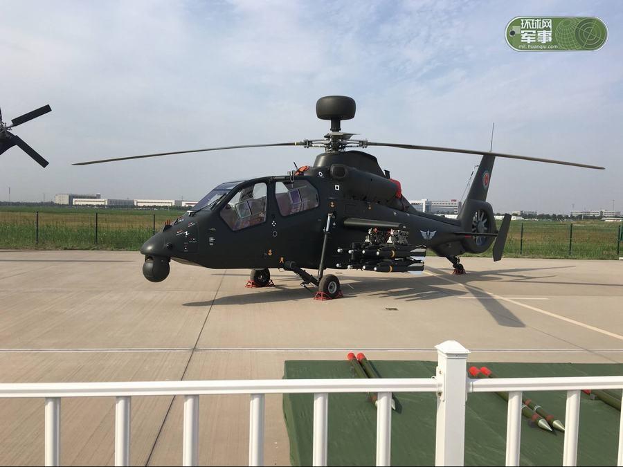 中国直升机靠啥一飞冲天:底气全赖技术进步