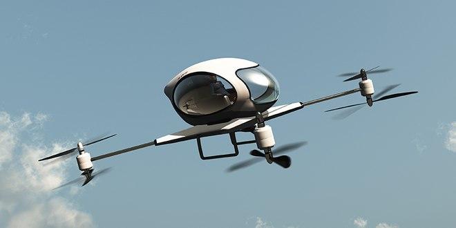 YouGov:只有1/4的美国成年人听说过载客无人机