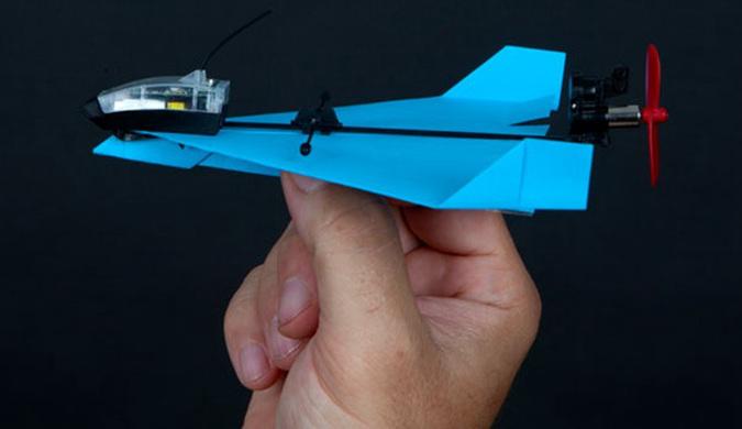 PowerUp Dart:一架能表演空中特技的纸飞机