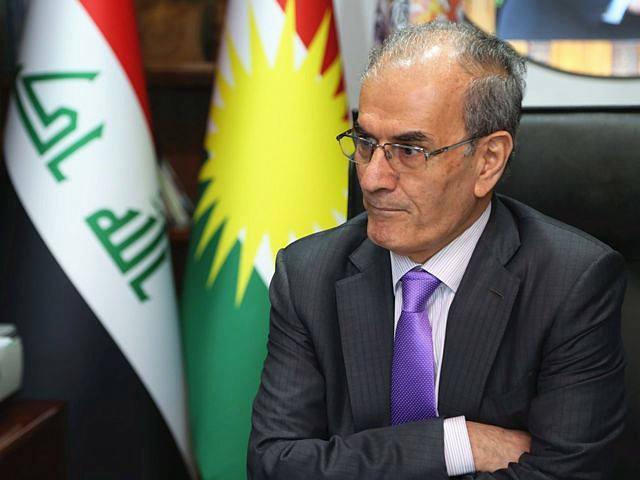 伊拉克议会解职基尔库克省长 称其威胁国家统一