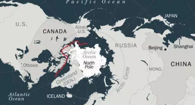 这艘中国船刚干了件勾起美国加拿大敏感矛盾的事,但国内却没啥人知道…