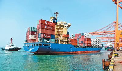 媒体:港口合作发力 中国与东盟海上互联更加紧密
