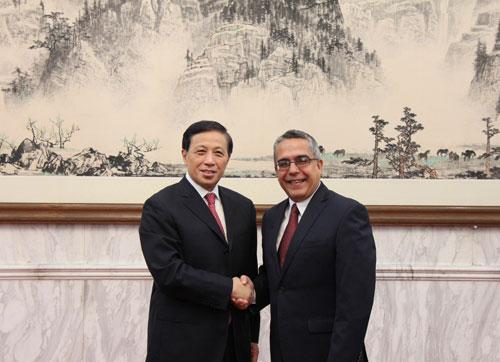 媒体:中国同古巴外交部间政治磋商在北京举行