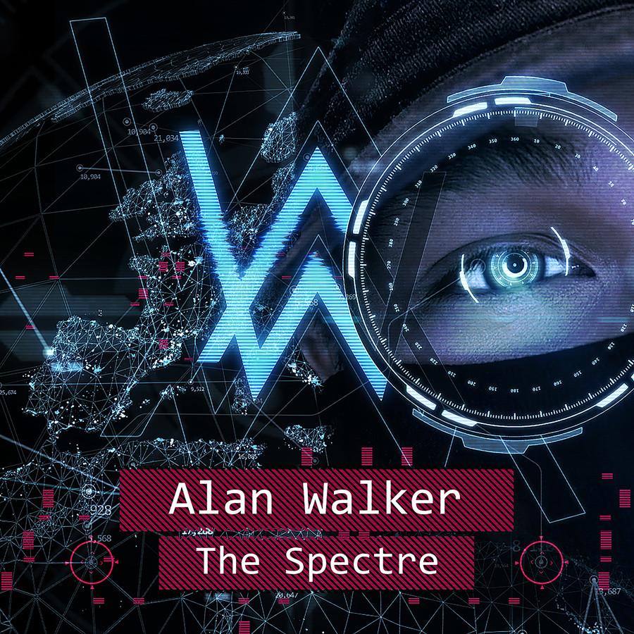 火爆全球的英文歌曲《 Faded》,Alan Walker(艾兰·沃克)原唱
