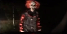扮成恐怖小丑犯罪肆虐