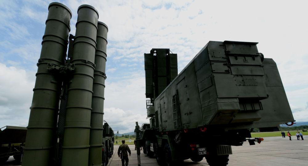 土耳其采购俄S400导弹 美议员建议对其进行制裁