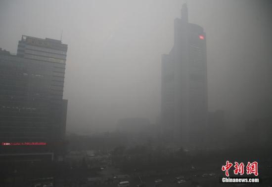 新《北京市空气重污染应急预案》:黄色预警企业限产