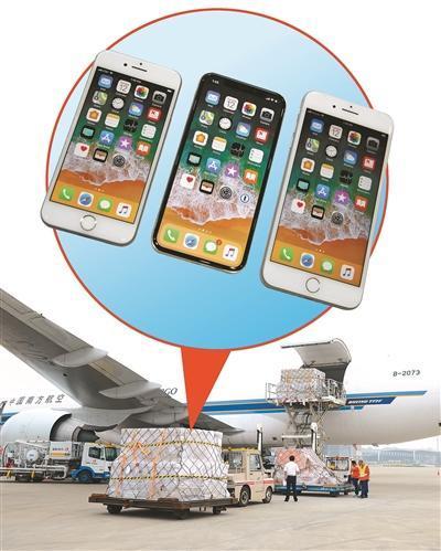 已出关118万台!郑州为何造出全球一半iPhone