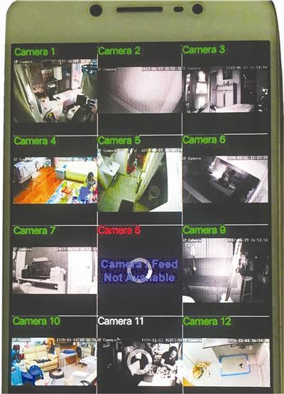 可怕!家装摄像头被黑客破解 生活隐私在QQ群被公开叫卖