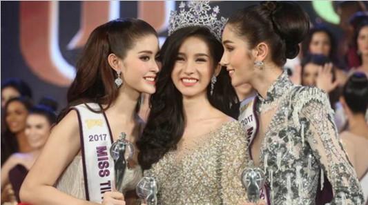 泰国2017变性皇后出炉 17岁通过手术变美女