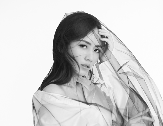 刘惜君正式加盟太合音乐 全新专辑年底将发